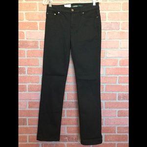 Lauren Ralph Lauren jeans black size 4 (4J14)